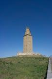 πύργος Hercules Στοκ φωτογραφίες με δικαίωμα ελεύθερης χρήσης