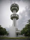 Πύργος Jamsai Banharn, Suphanburi, Ταϊλάνδη Στοκ Φωτογραφίες