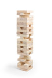 Πύργος Jenga Στοκ εικόνες με δικαίωμα ελεύθερης χρήσης