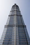πύργος jinmao στοκ εικόνα με δικαίωμα ελεύθερης χρήσης