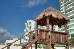 Πύργος Lifeguard στοκ φωτογραφίες με δικαίωμα ελεύθερης χρήσης