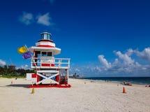 Πύργος Lifeguard Στοκ Φωτογραφίες