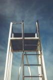 Πύργος Lifeguard Στοκ Φωτογραφία
