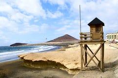 Πύργος Lifeguard Στοκ φωτογραφία με δικαίωμα ελεύθερης χρήσης