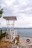 Πύργος Lifeguard Στοκ Εικόνα