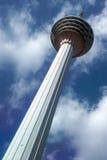 πύργος menara της Κουάλα Λου& Στοκ φωτογραφία με δικαίωμα ελεύθερης χρήσης