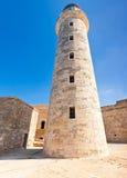 πύργος morro φάρων EL Αβάνα Στοκ εικόνα με δικαίωμα ελεύθερης χρήσης