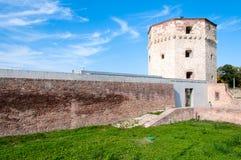 Πύργος Nebojsa στοκ εικόνες