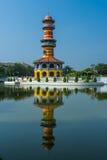 Πύργος Observator, πόνος κτυπήματος, Ταϊλάνδη Στοκ φωτογραφία με δικαίωμα ελεύθερης χρήσης