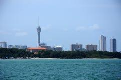 πύργος pattaya στοκ εικόνα με δικαίωμα ελεύθερης χρήσης