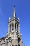 πύργος Paul Peter Άγιος εκκλησιώ& Στοκ φωτογραφία με δικαίωμα ελεύθερης χρήσης