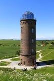 Πύργος Peilturm σε Kap Arkona, νησί Ruegen Στοκ φωτογραφία με δικαίωμα ελεύθερης χρήσης