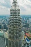 Πύργος Petronas Στοκ φωτογραφία με δικαίωμα ελεύθερης χρήσης
