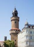 Πύργος Reichenbacher σε Goerlitz Στοκ εικόνα με δικαίωμα ελεύθερης χρήσης