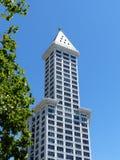 Πύργος Smith, Σιάτλ Στοκ εικόνα με δικαίωμα ελεύθερης χρήσης
