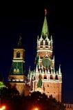 Πύργος Spasskaya στη Μόσχα Κρεμλίνο. στοκ εικόνα με δικαίωμα ελεύθερης χρήσης