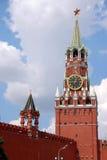 πύργος spasskaya του Κρεμλίνου Μ στοκ εικόνα με δικαίωμα ελεύθερης χρήσης