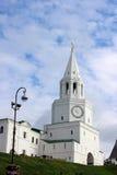 Πύργος Spasskaya του Κρεμλίνου Kazan Στοκ Εικόνες