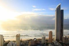 πύργος surfers ανατολής ψυχής παραδείσου στοκ εικόνες