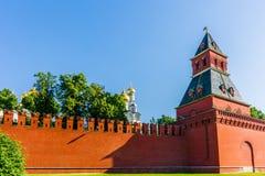Πύργος Tainitskaya (μυστικό) της Μόσχας Κρεμλίνο Στοκ φωτογραφίες με δικαίωμα ελεύθερης χρήσης