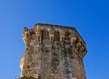 Πύργος Tourreluque (circa XIV γ.). Aix-En-Provence, Γαλλία στοκ φωτογραφία