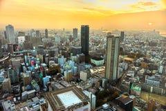 Πύργος Tsutenkaku στην περιοχή Shinsekai, Οζάκα, Ιαπωνία Στοκ φωτογραφία με δικαίωμα ελεύθερης χρήσης