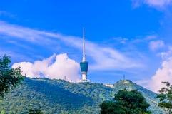 Ο πύργος Στοκ φωτογραφίες με δικαίωμα ελεύθερης χρήσης