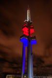 Πύργος TV, Πράγα Στοκ Εικόνες