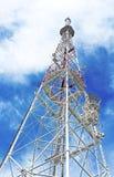 Πύργος TV Στοκ Εικόνα