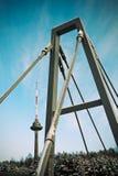 Πύργος TV Στοκ Φωτογραφία