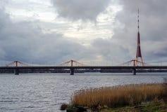 Πύργος TV Στοκ εικόνες με δικαίωμα ελεύθερης χρήσης