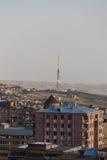 Πύργος TV, Jerevan στοκ εικόνες με δικαίωμα ελεύθερης χρήσης