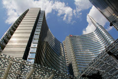 Πύργος Unicredit Στοκ Φωτογραφίες