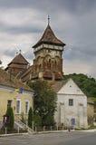 Πύργος Valea Viilor 'Ενδείξεων ώρασ' στοκ φωτογραφίες