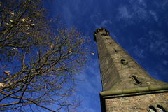 πύργος wainhouse στοκ φωτογραφίες με δικαίωμα ελεύθερης χρήσης