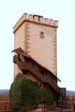 Πύργος Wartburg_south Στοκ Φωτογραφίες