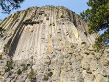 πύργος Wyoming διαβόλων Στοκ φωτογραφίες με δικαίωμα ελεύθερης χρήσης