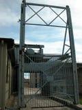 Πύλη απελευθέρωσης φυλακών Στοκ εικόνα με δικαίωμα ελεύθερης χρήσης