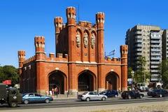 Πύλη βασιλιά Στοκ Εικόνα