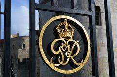 πύλη βασιλική στοκ εικόνες με δικαίωμα ελεύθερης χρήσης