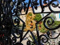 Πύλη Β Στοκ εικόνες με δικαίωμα ελεύθερης χρήσης