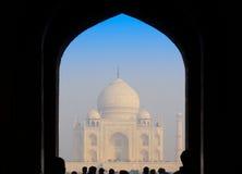 Πύλη εισόδων σε Taj Mahal στοκ εικόνες με δικαίωμα ελεύθερης χρήσης