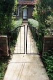 πύλη κήπων Στοκ Εικόνα