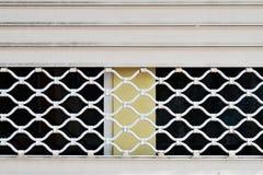 Πύλη καγκέλων Στοκ Φωτογραφία