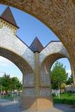 πύλη μεσαιωνική Στοκ φωτογραφία με δικαίωμα ελεύθερης χρήσης
