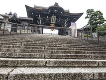 Πύλη ναών Kamakura Στοκ Φωτογραφίες