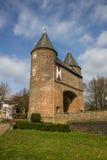 Πύλη πόλεων Klever στην παλαιά ρωμαϊκή πόλη Xanten Στοκ εικόνες με δικαίωμα ελεύθερης χρήσης
