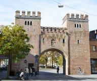 Πύλη πόλεων Ladshut Στοκ φωτογραφία με δικαίωμα ελεύθερης χρήσης