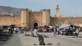 Πύλη στο Medina σε Fes, Μαρόκο