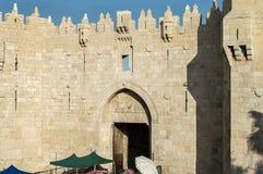 Πύλη της Δαμασκού Στοκ Εικόνα
